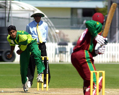 First Quarter Final West Indies Vs Pakistan